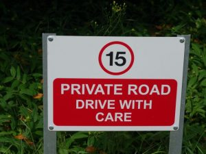 private_road